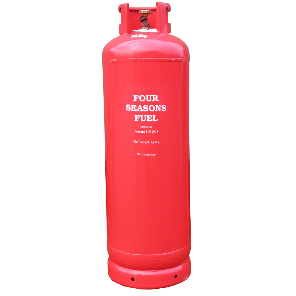 47 kg propane gas cylinder. Black Bedroom Furniture Sets. Home Design Ideas