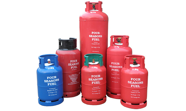 Patio Propane Gas Cylinder Butane Campign Gas Cylinders