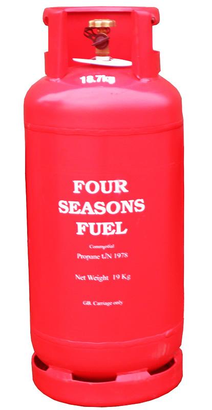 19 Kg Propane Gas Cylinder
