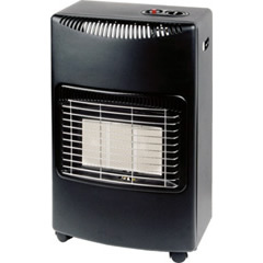 Heat Force II Radiant Portable Gas Heater