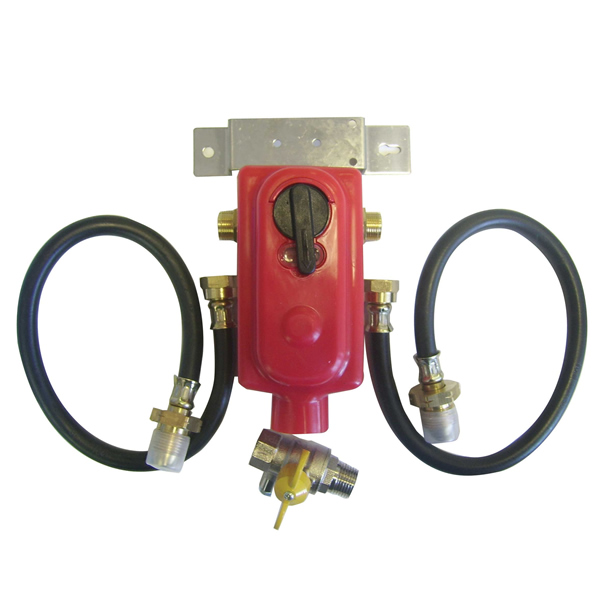TPA Automatic Propane Gas Changeover Kit- Non Opso - 2 ...
